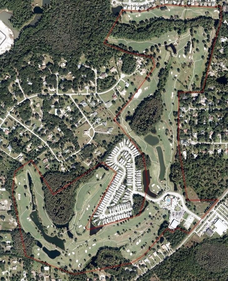 Quail Hollow Golf & Country Club - Wesley Chapel, FL