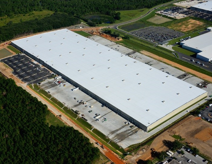 Walmart Distribution Centers - Davenport, FL