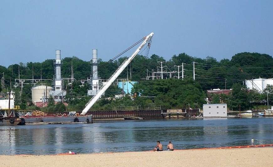 Major Oil Storage Facility - Glenwood Landing, NY