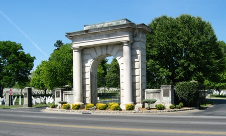 State Veterans Cemetery Environmental Assessment - Parkers Crossroads, TN