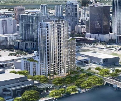 AER (Straz Center) Tower - Tampa, FL