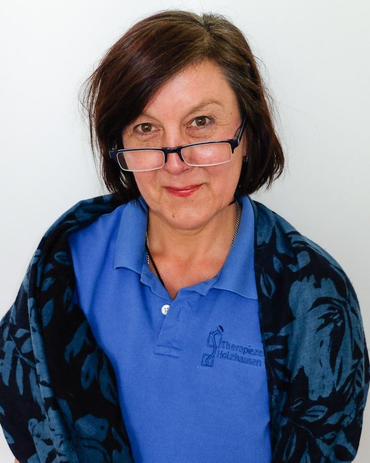 Gabriele   Bereich Physiotherapie, Heilpraktiker