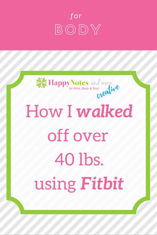 Walk off 40 pounds