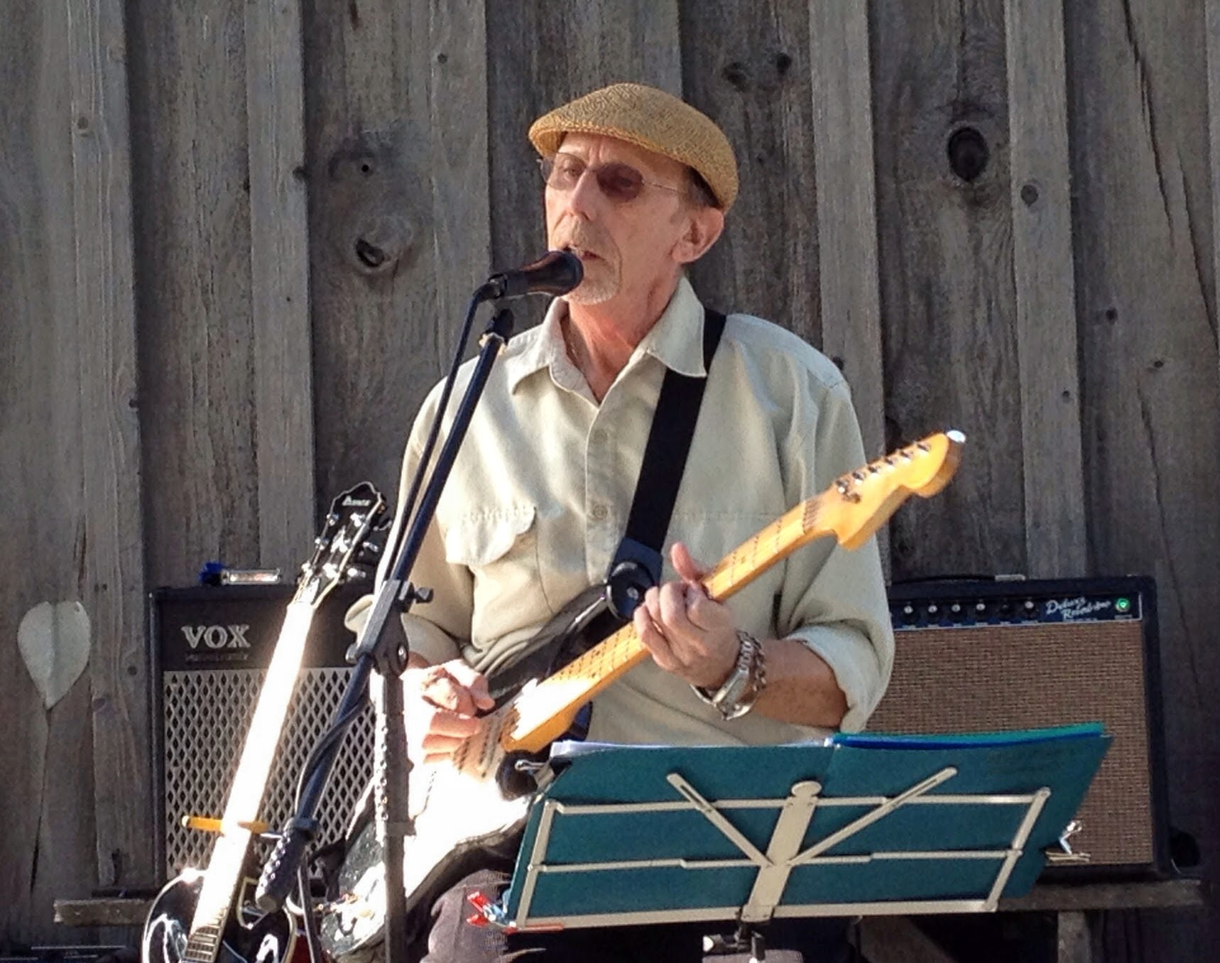 Edward Dee at Emerson Winery