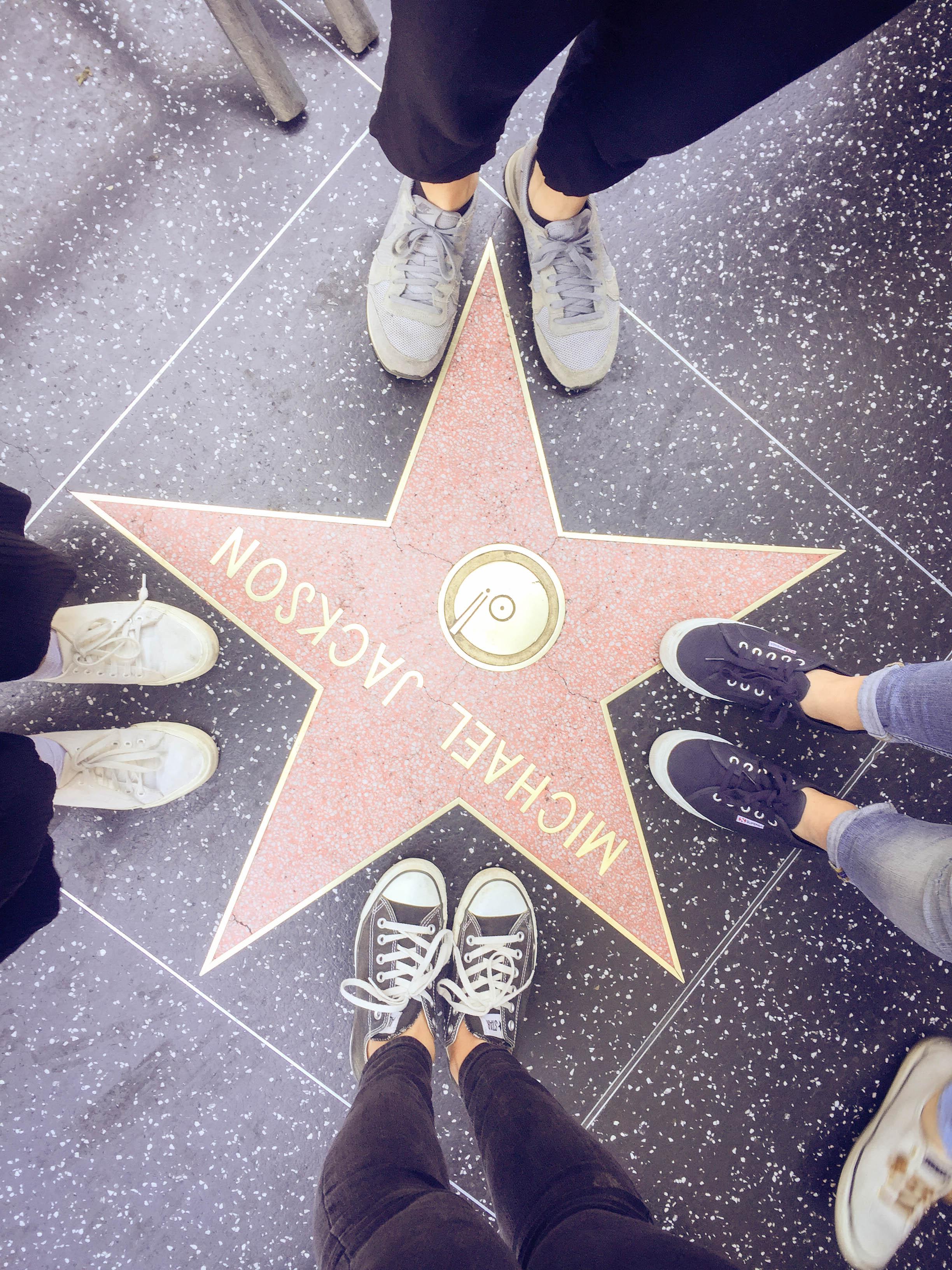MJ-Walk-of-Fame