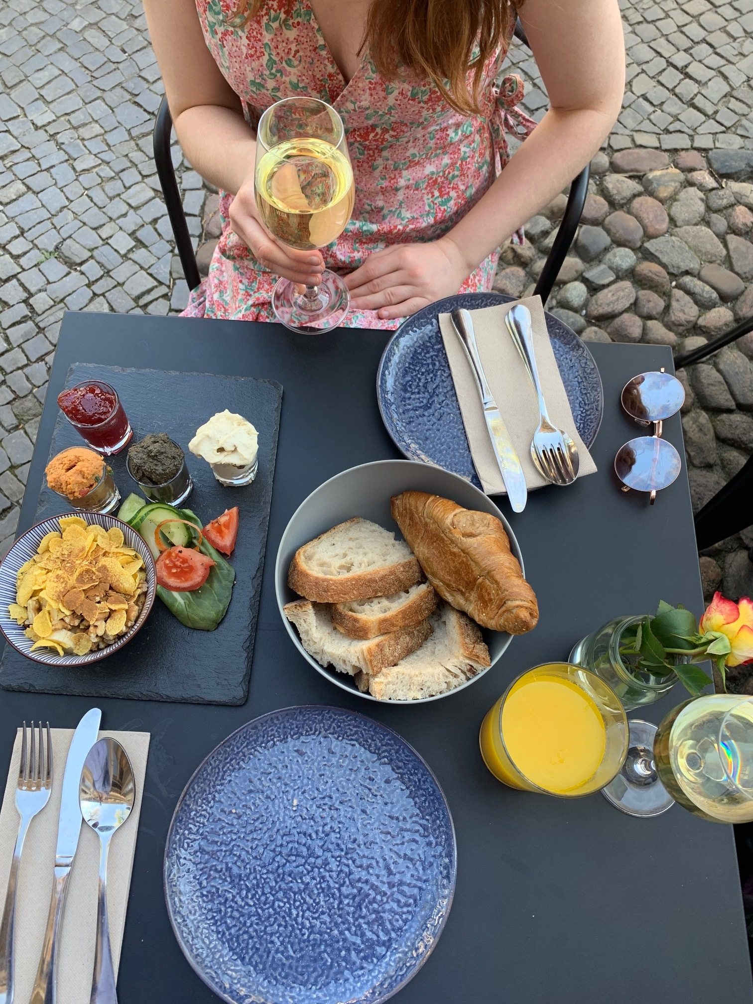 Brunching in Berlin, the way germans do