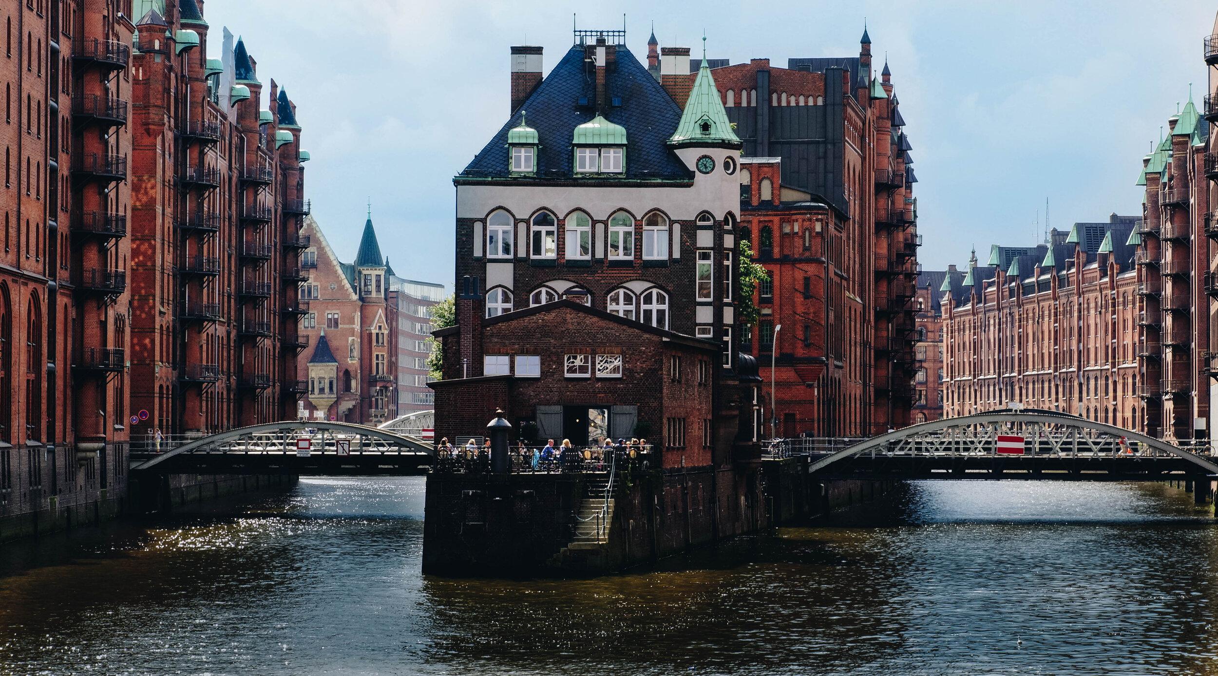 Expatlife Living In Hamburg Hannah Teslin