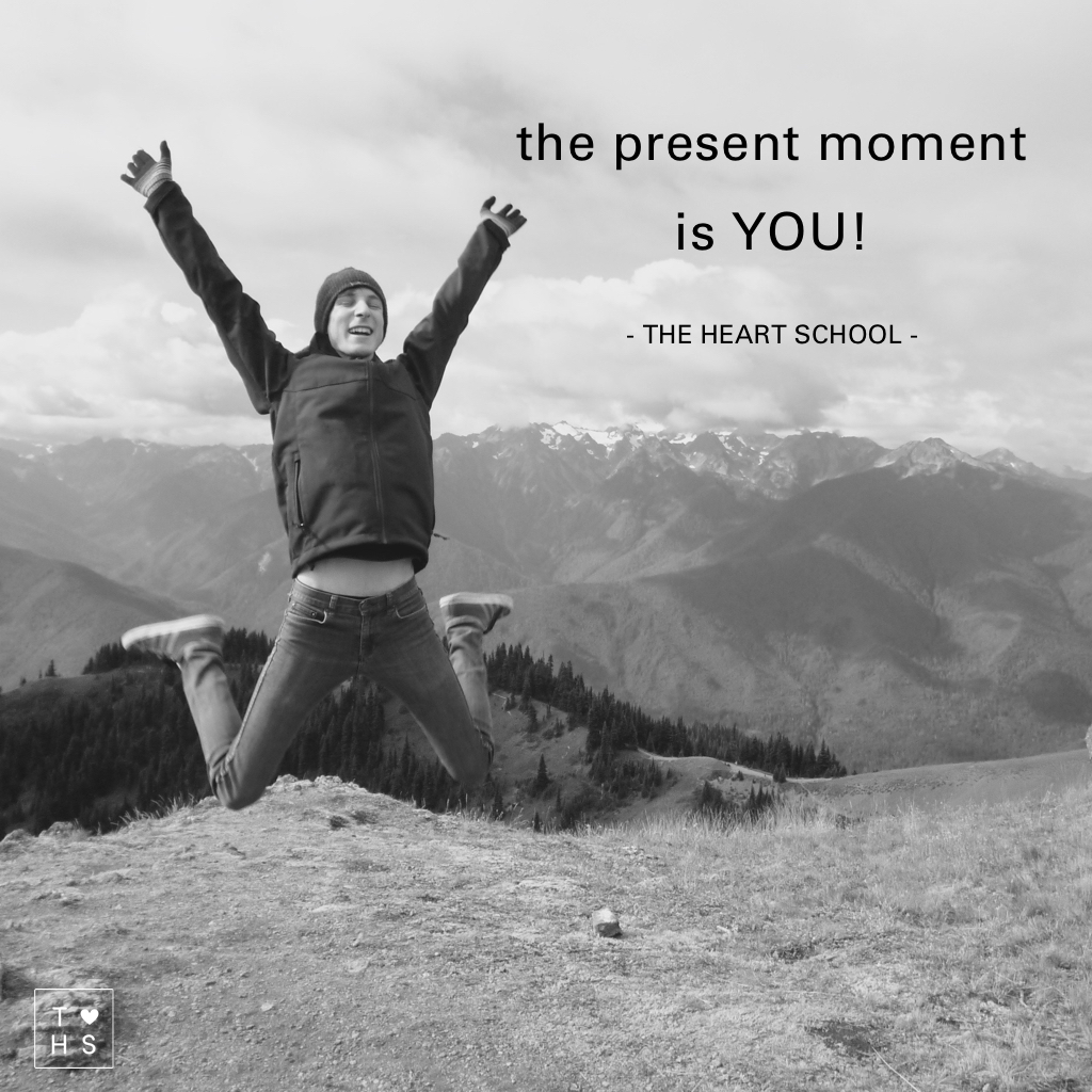 Every day can start with new intentions. Today, on this beautiful Sunday, celebrate the present moment, celebrate you!