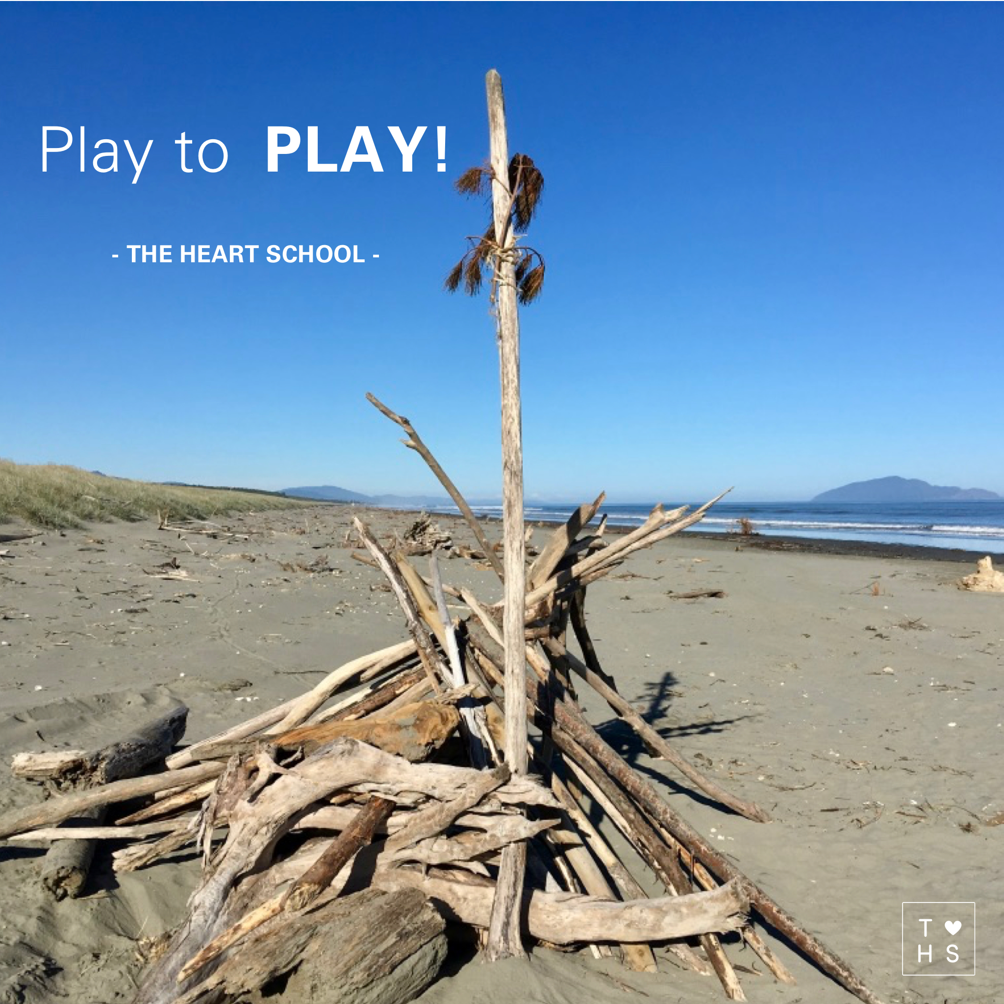 All mammals play! It is a crucial part of their development towards survival. Play is not just preserved for the young. We need play in all stages of our life. Adults tend to meet that need through playing sports. But sports is a very different kind of play. Most sports people play to win. What if for once, we do what children do and we play to play. We play for the sake of the pure pleasure of using our creativity and imagination, rather than for the outcome of a victory or defeat. Go out and play, to play!