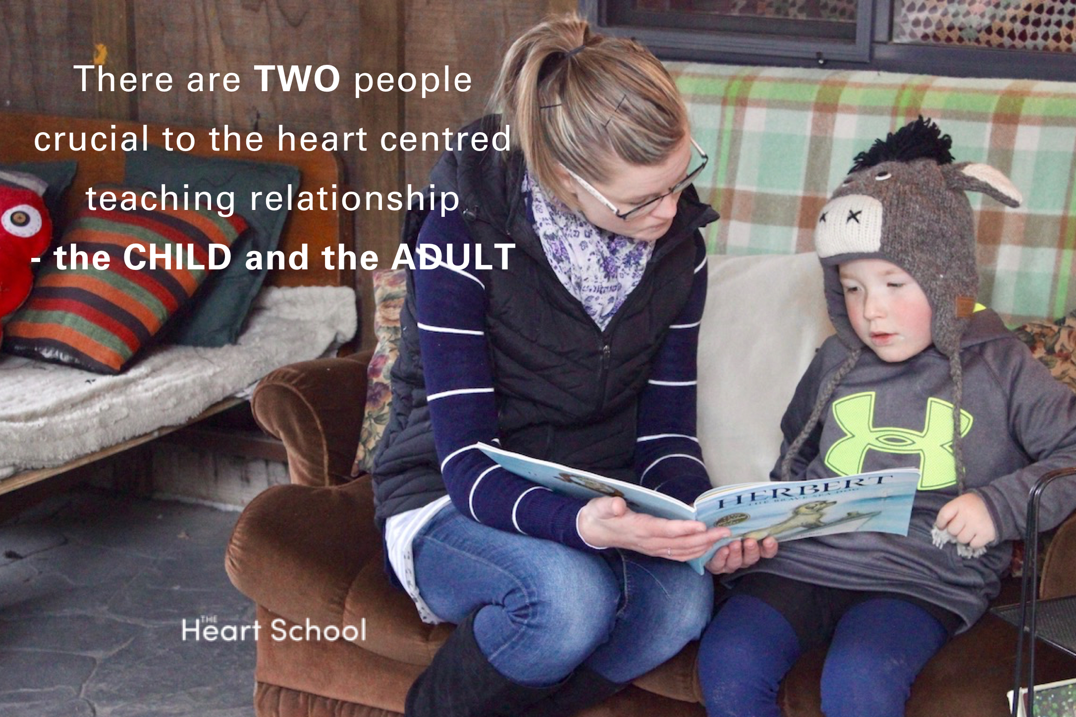 Children can only be really settled in themselves if their emotional needs for connection and safety are met. Heart deposits are made whenever children are met with kindness from caring adults. Children's memories will fade over time, and they may not recall their specific interactions and activities, the impressions of kindness, trust and care will remain at the deepest level.