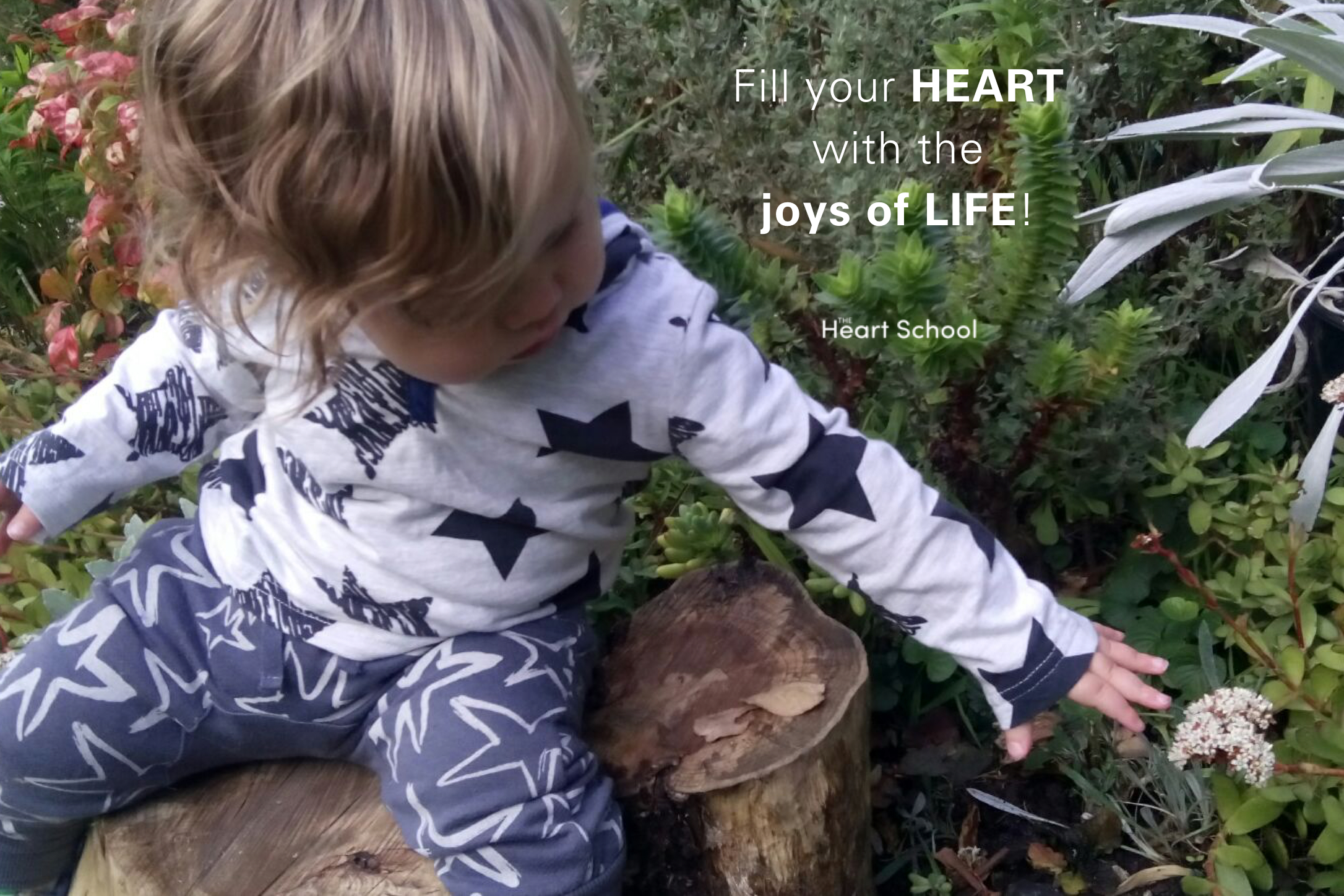 There is nothing as magical as seeing a child engrossed in observing one of nature's miracles. To young children nothing is ordinary, and young hearts are filled with the joys of life's simple pleasures. Our children have a lot to teach us about being present, being observant and taking nothing for granted!