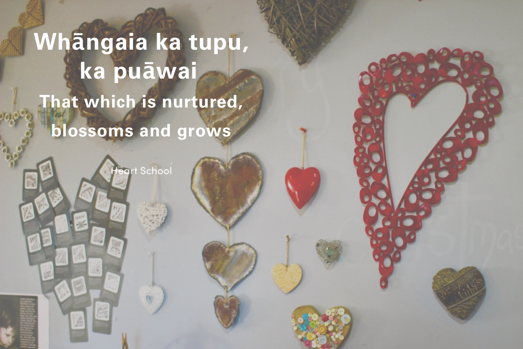 """""""A loving heart is the beginning of all knowledge"""" - Thomas Carlyle. Caring is as much a part of the curriculum as literacy and mathematics! That which is nurtured, blossoms and grows."""