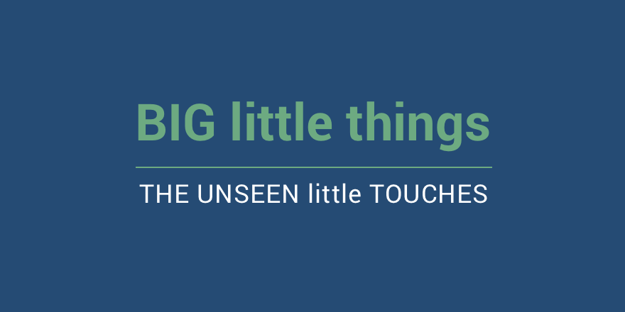 60 Big little things.png