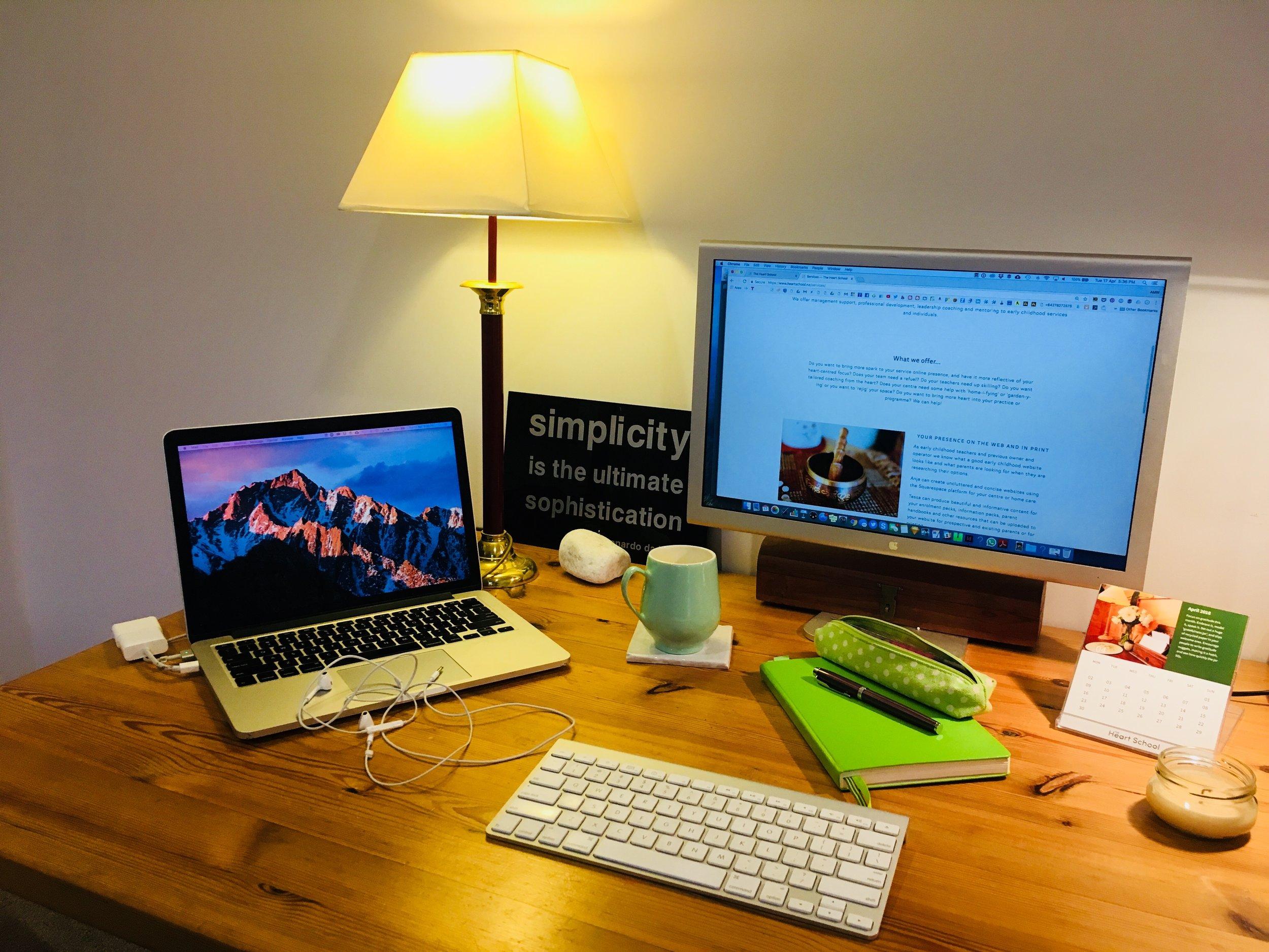 Computer and desk workstation.jpg