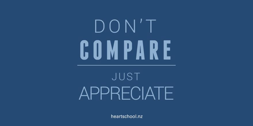 426 Don't compare just appreciate.png