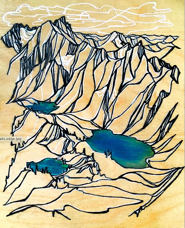 Triple Alpine Dip, Valhallas :: Single Line