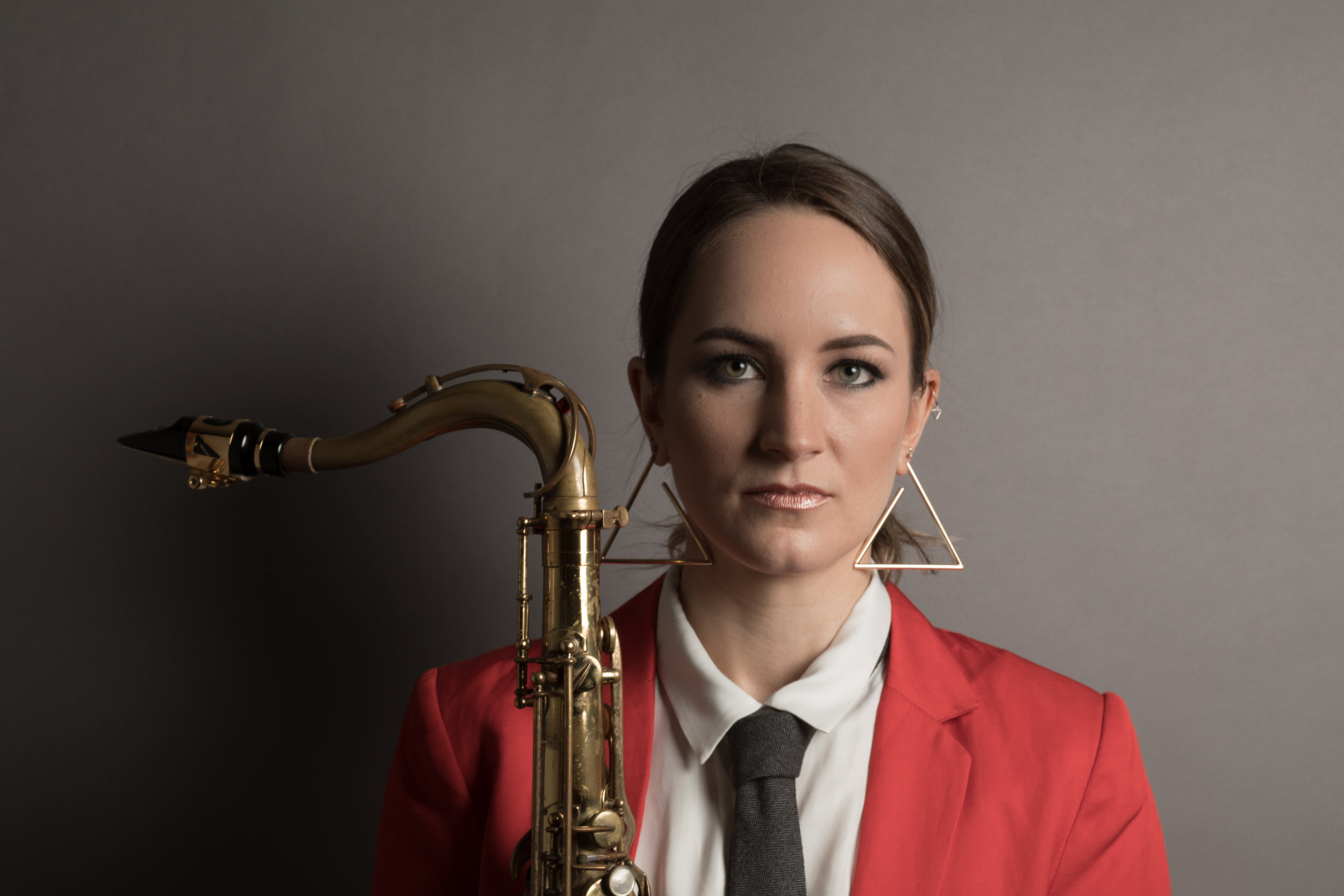 Roxy Coss - Saxophonist, Composer, Educator, WIJO Founder