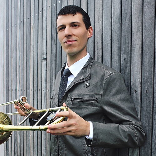 Nick Finzer - Trombonist, Composer, Educator, CEO Outside in Music, Asst Professor of Jazz Trombone at University of North Texas