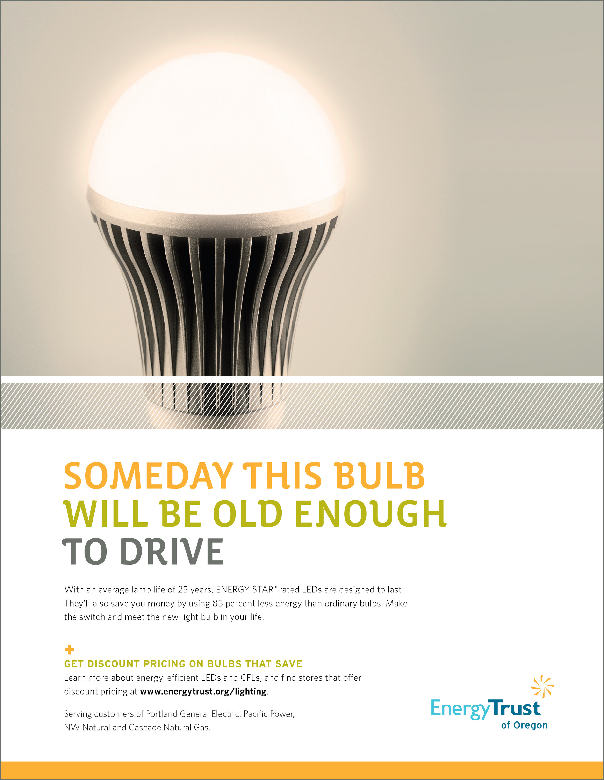 Meet the New Light Bulb in Your Life