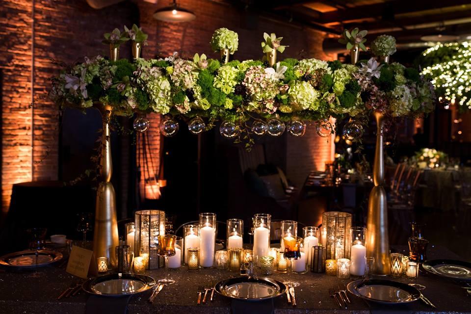 Table Designs Chicago Weddings
