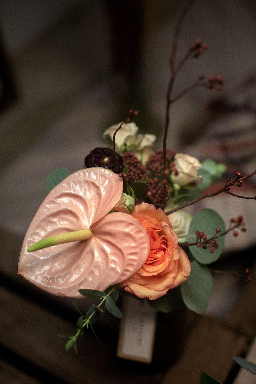 Gypsy Heart Flower Jar