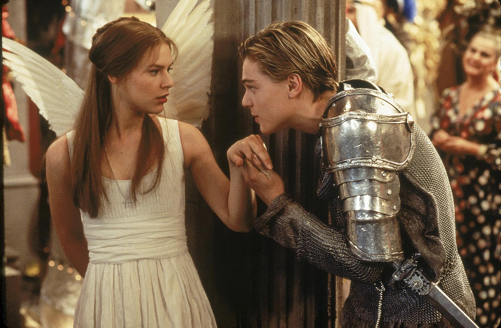 Baz Lurhmann's Romeo & Juliet