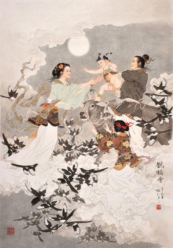 Niu Lang & Zhi Nu