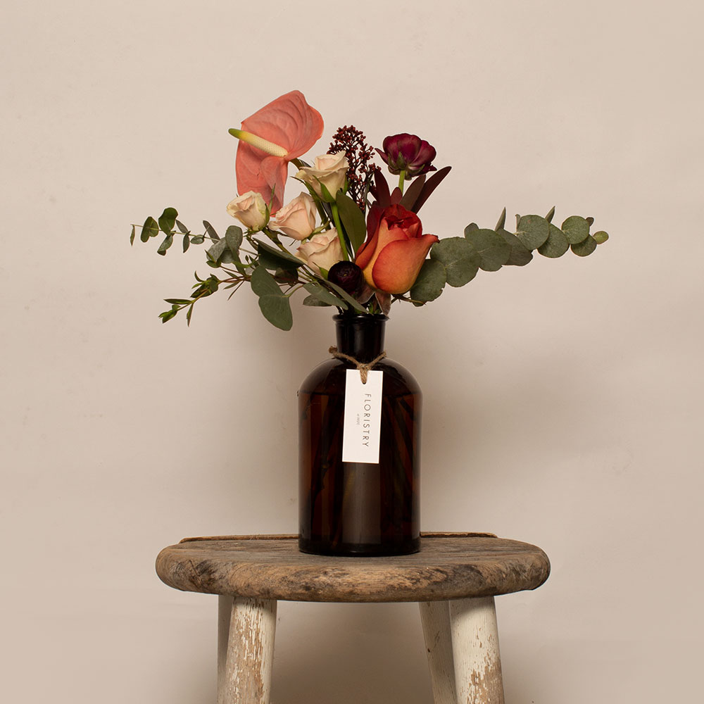 Type A - Large Flower Jar