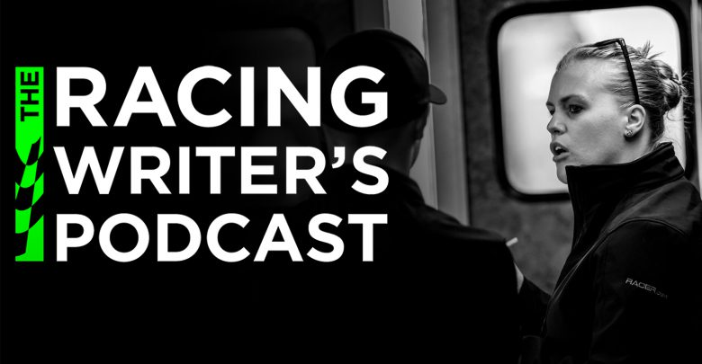 The Racing Writer's Podcast Episode 62: Kaz Grala (Click To Listen)
