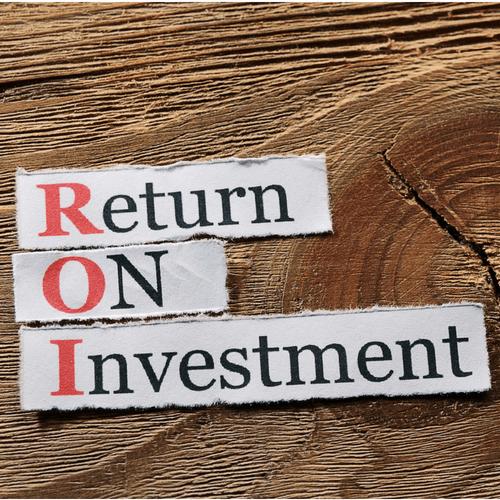 Return On Investment Image