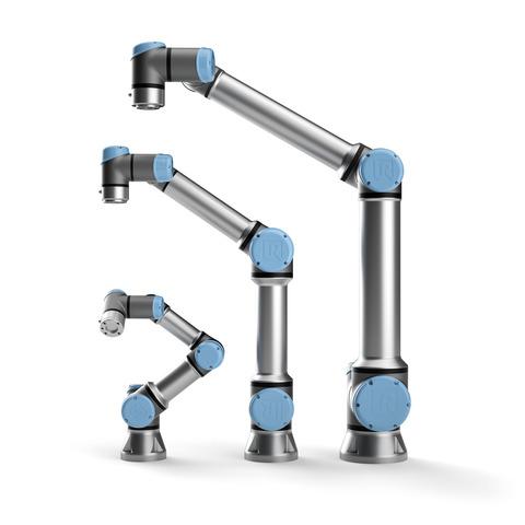 Collaborative Robots Image