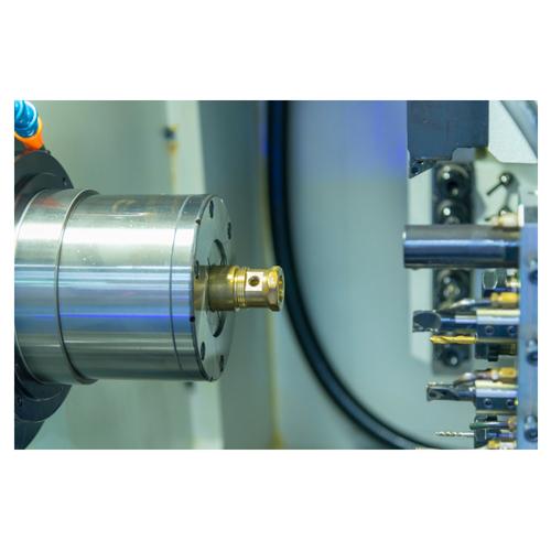 CNC Lathe Image