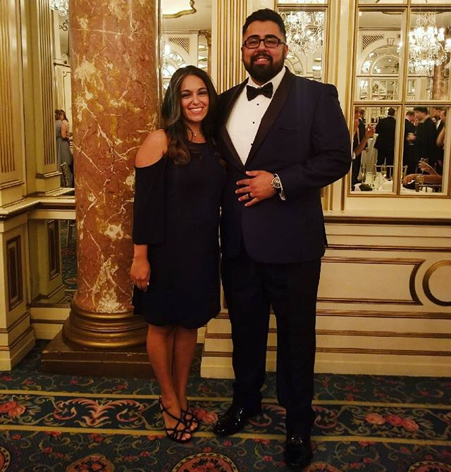 Attended one of the most beautiful wedding this past weekend in Boston with my gorgeous wife. . . . . #thedbjourney #boston #bostonstrong #dallasblogger #fancywedding #blacktieaffair #fairmontcopleyplaza