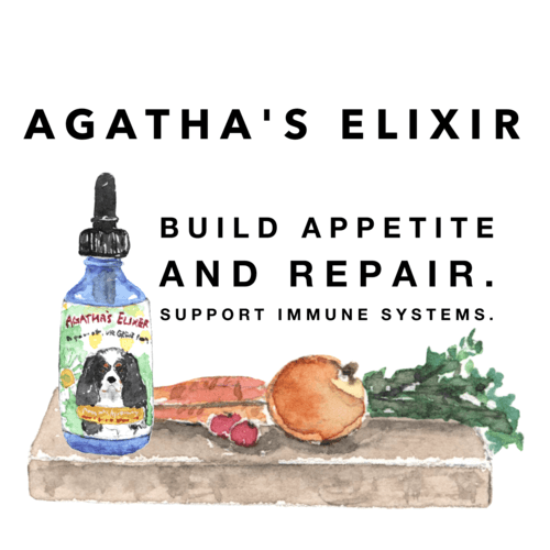 Agatha's Apothecary Elixir Pet Health Tonic