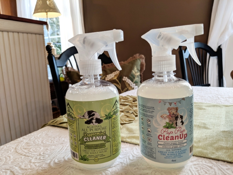 Agatha's Apothecary Natural Cleaner