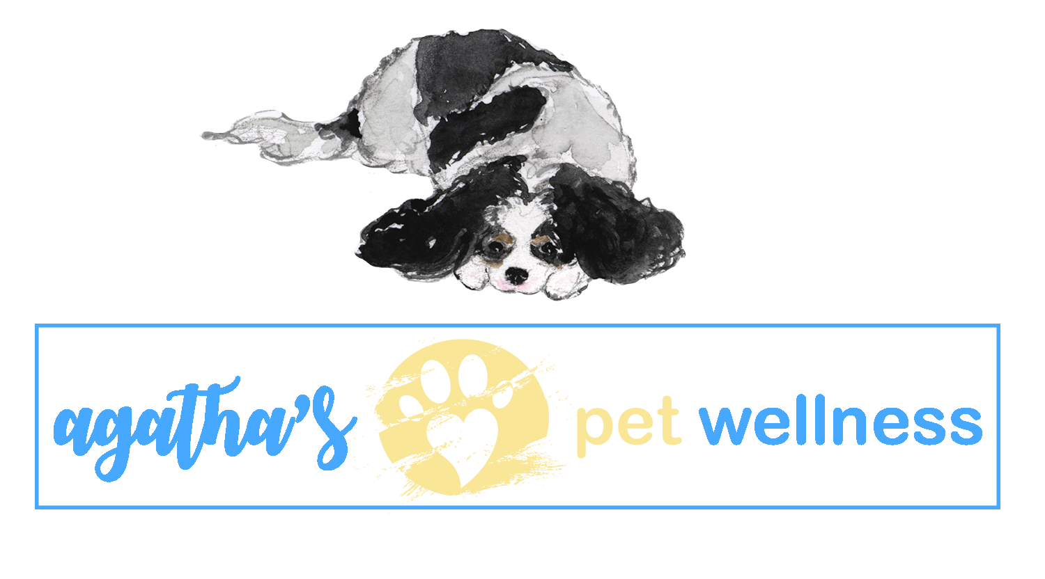 Agatha's Pet Wellness Logo