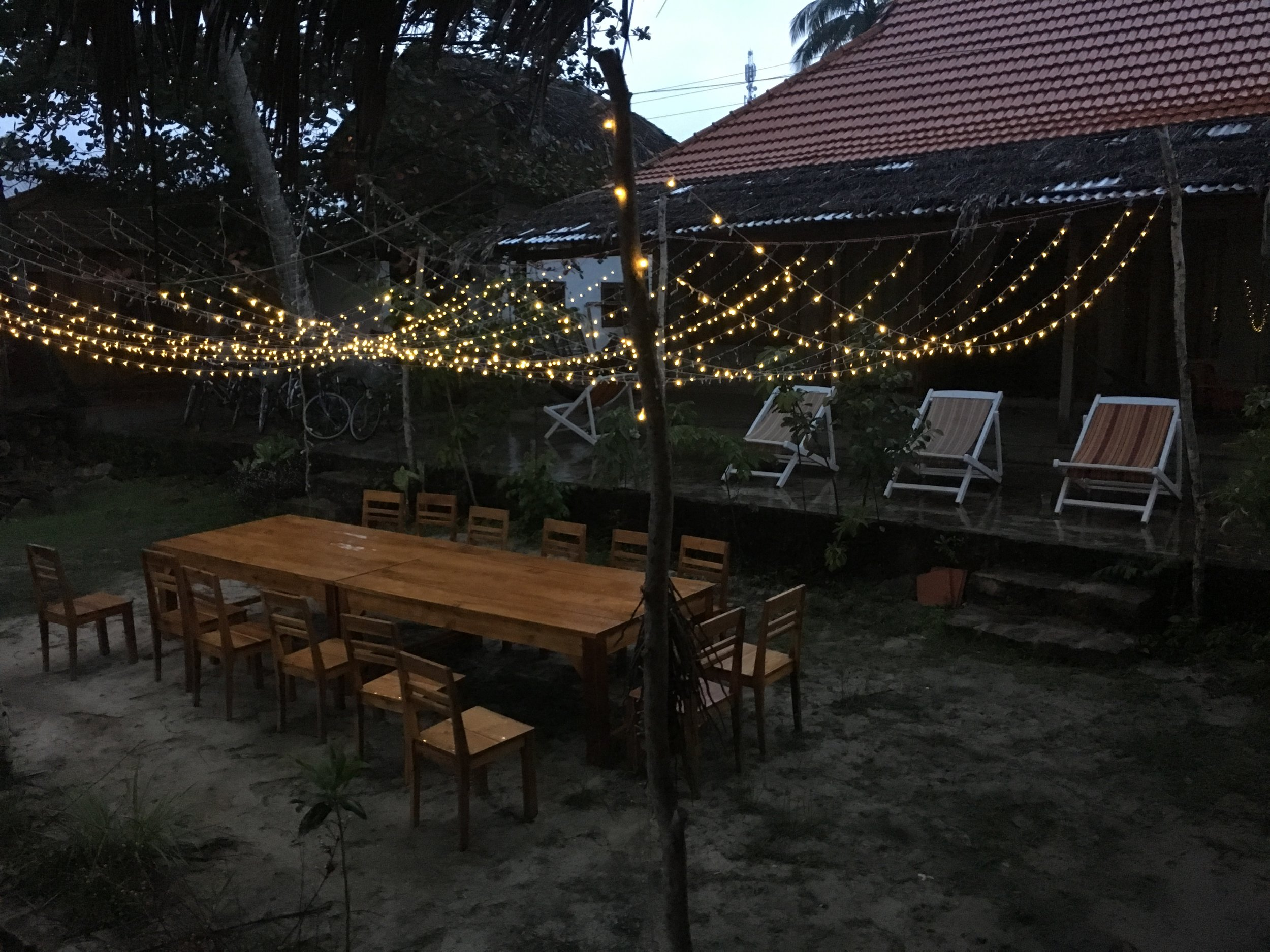 Community dinners hosted at The River Mouth, Phu Quoc