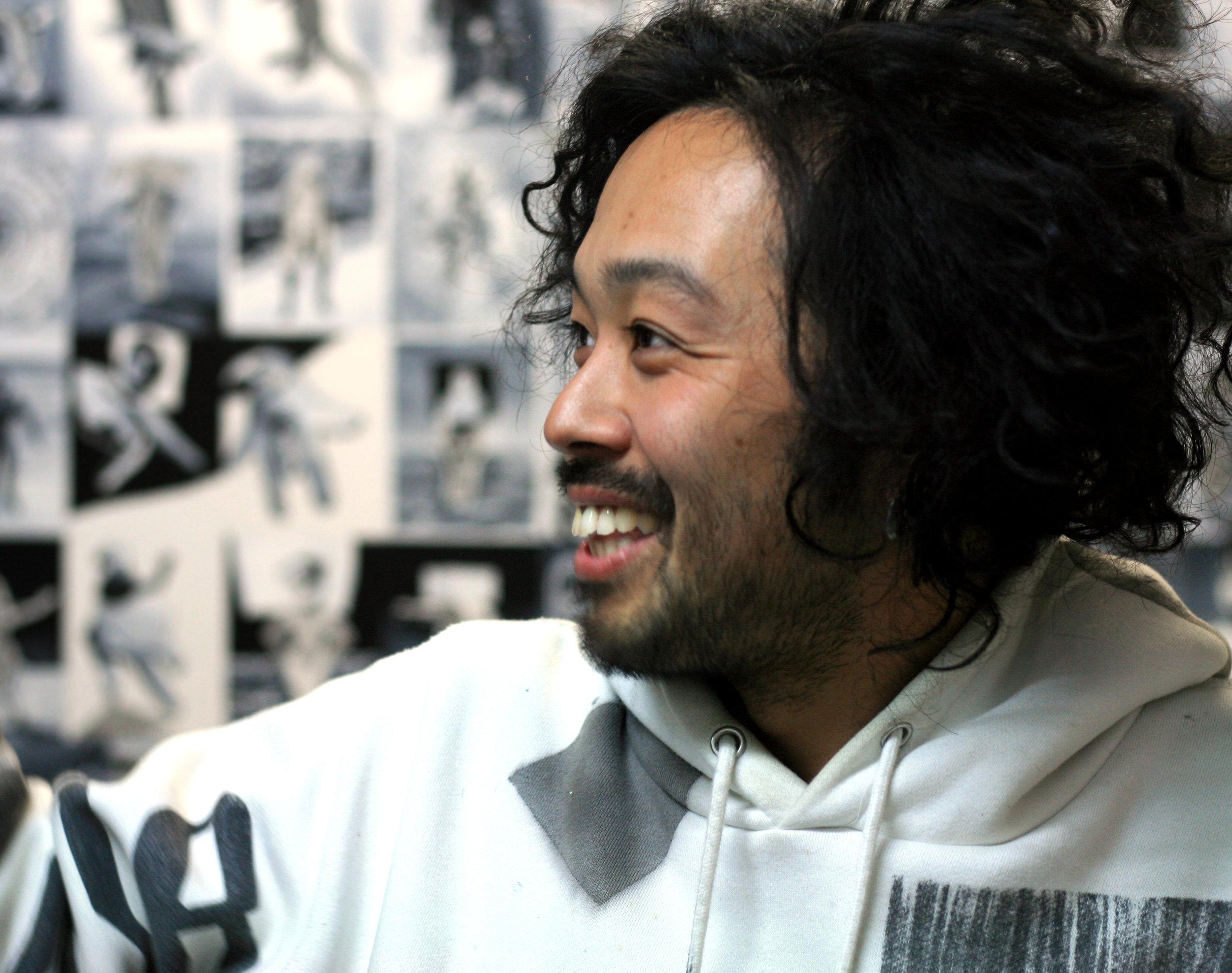 Daijiro Smiling