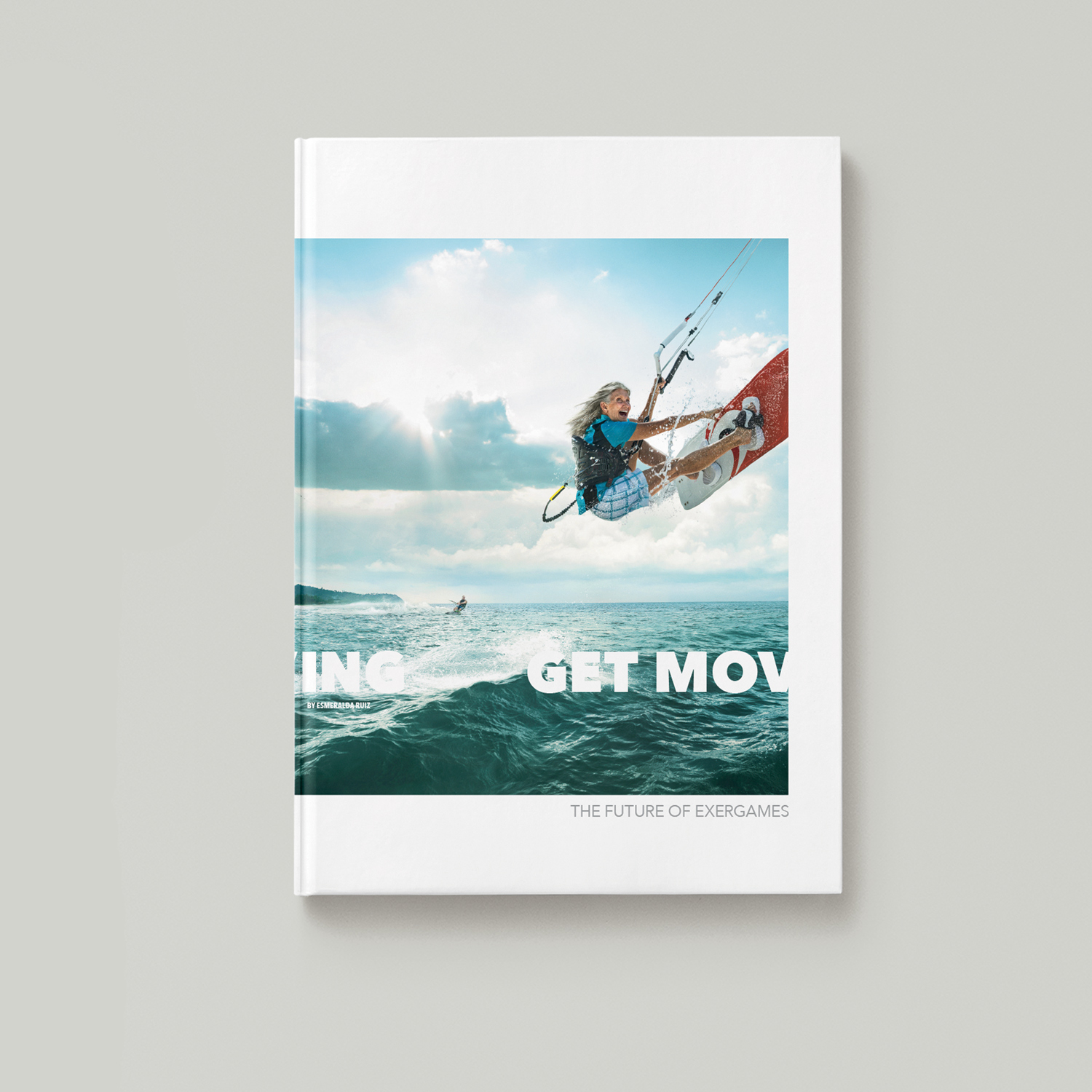 Playfully Fit .Printed Book