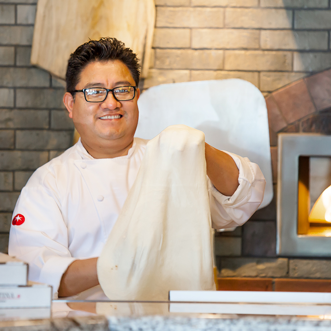 Tomatina's Executive Chef Rogelio
