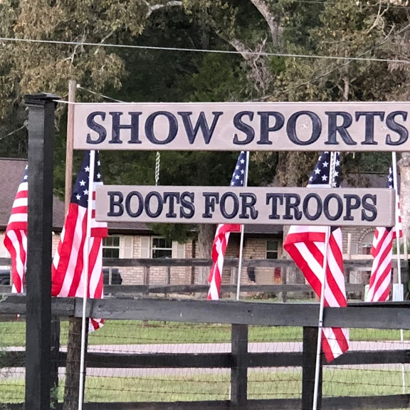 2018 Boots for Troops Concert in the Country