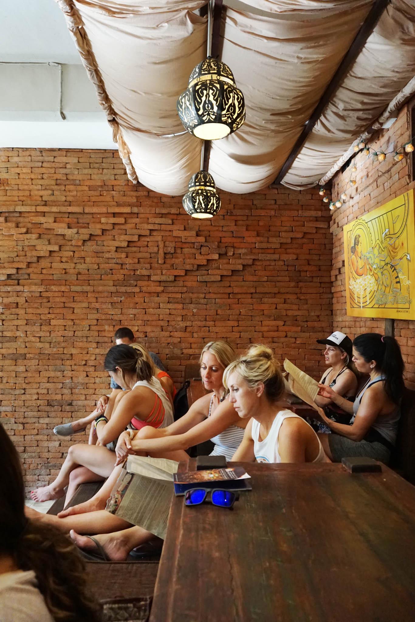Soma Cafe in Ubud