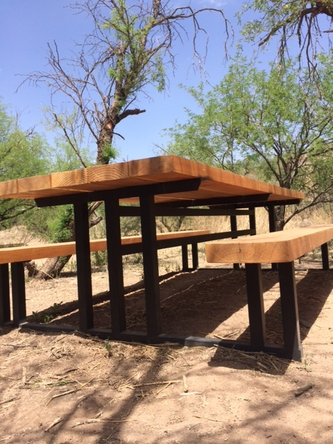 campground table