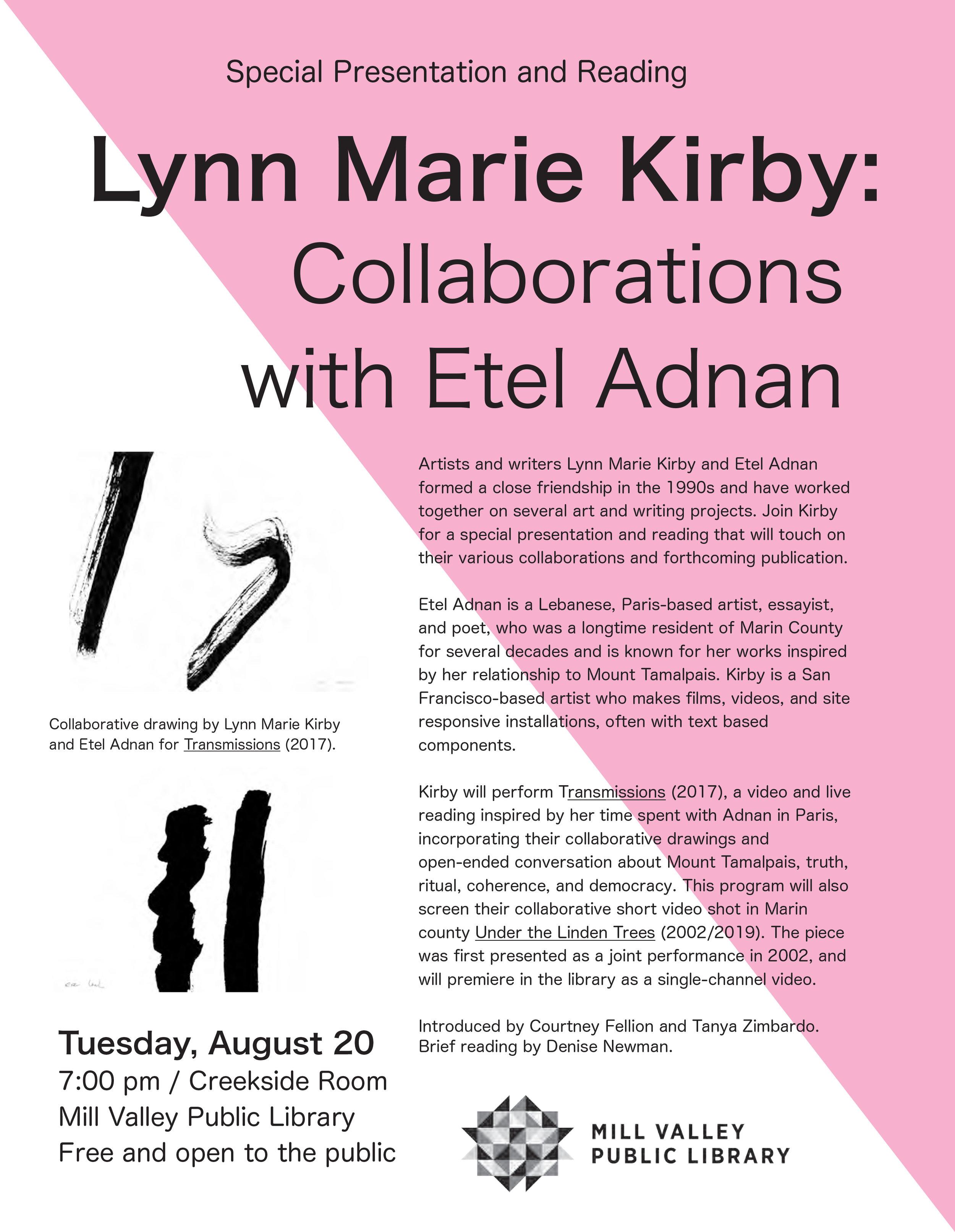 Lynn Marie Kirby Mill Valley Library Poster - 6.jpg