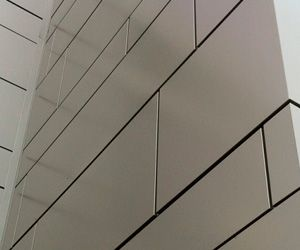 AL SERIES SYSTEM - ALUMINUM PANEL SYSTEMWith excellent weather resistance and vented rainscreen design, AL series panels are an excellent exterior cladding solution.