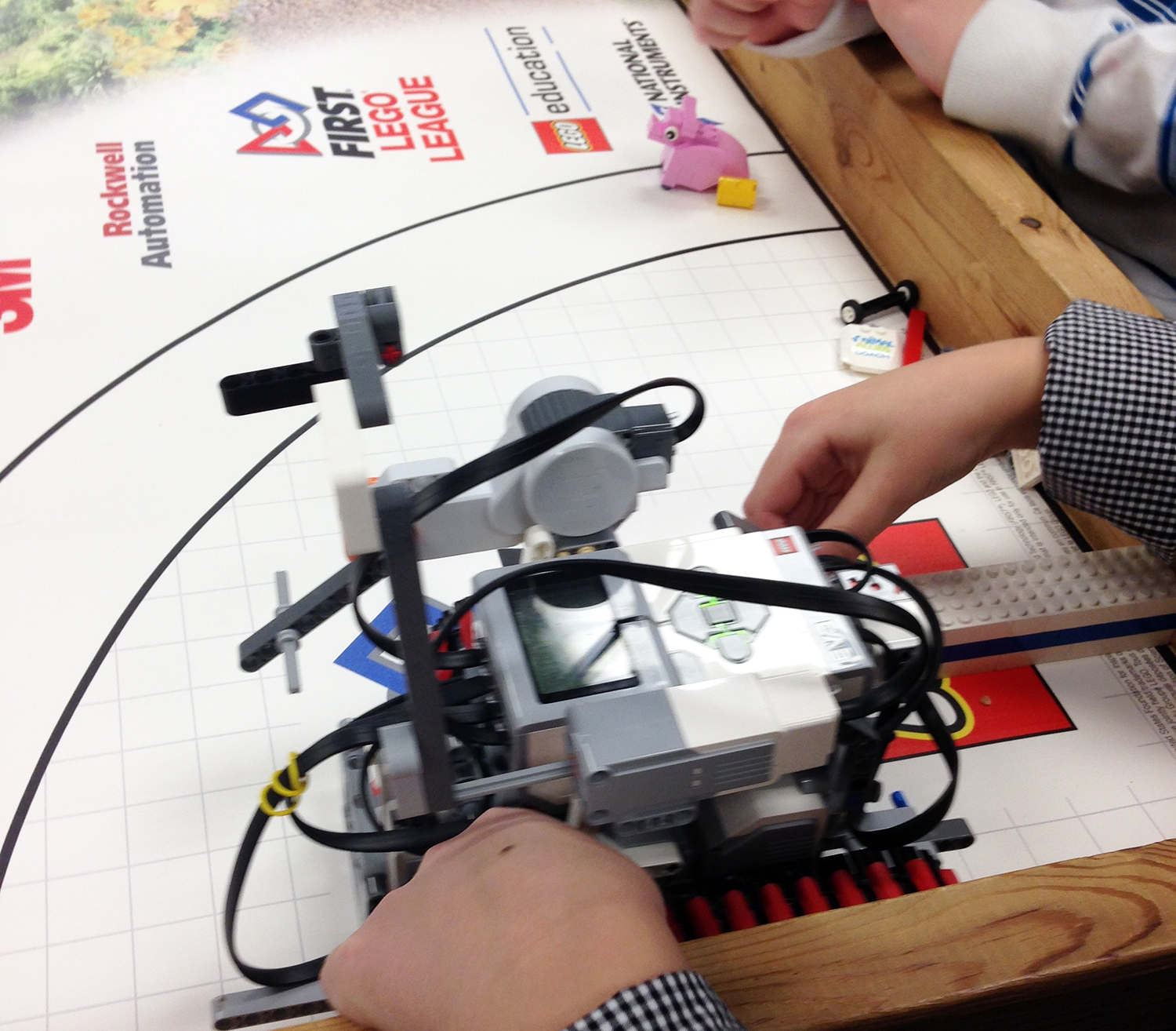 Our Robot!