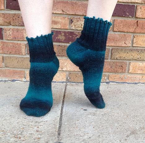 First souvenir socks