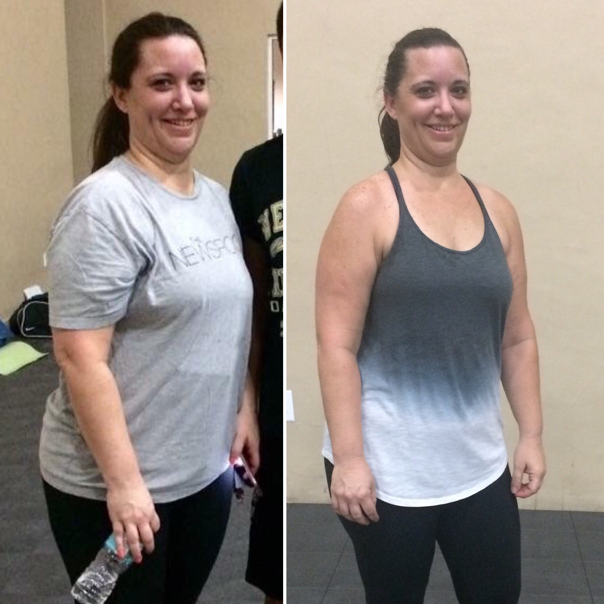 Lisa lost about 20 lbs. working with me in about 3 months.jpg