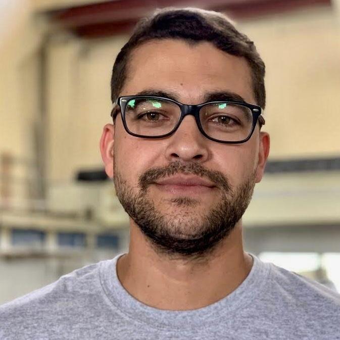 Lucas Souza - Shop Manager & Stone Cutter