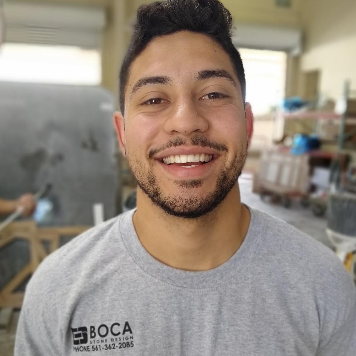 Gabriel Santos - Shop Assistant